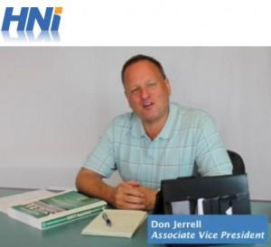 Don Jerrell, HNI