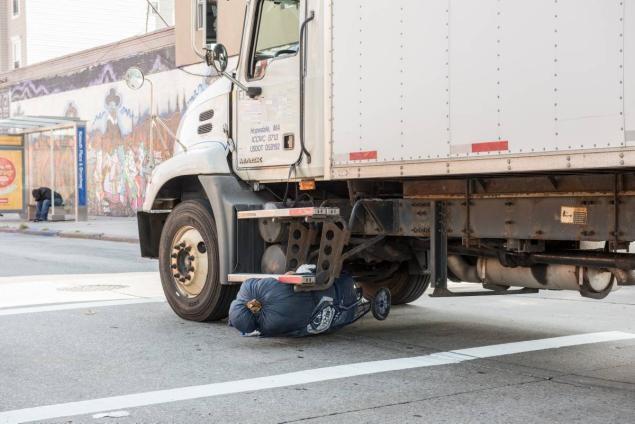 pedestrian collision