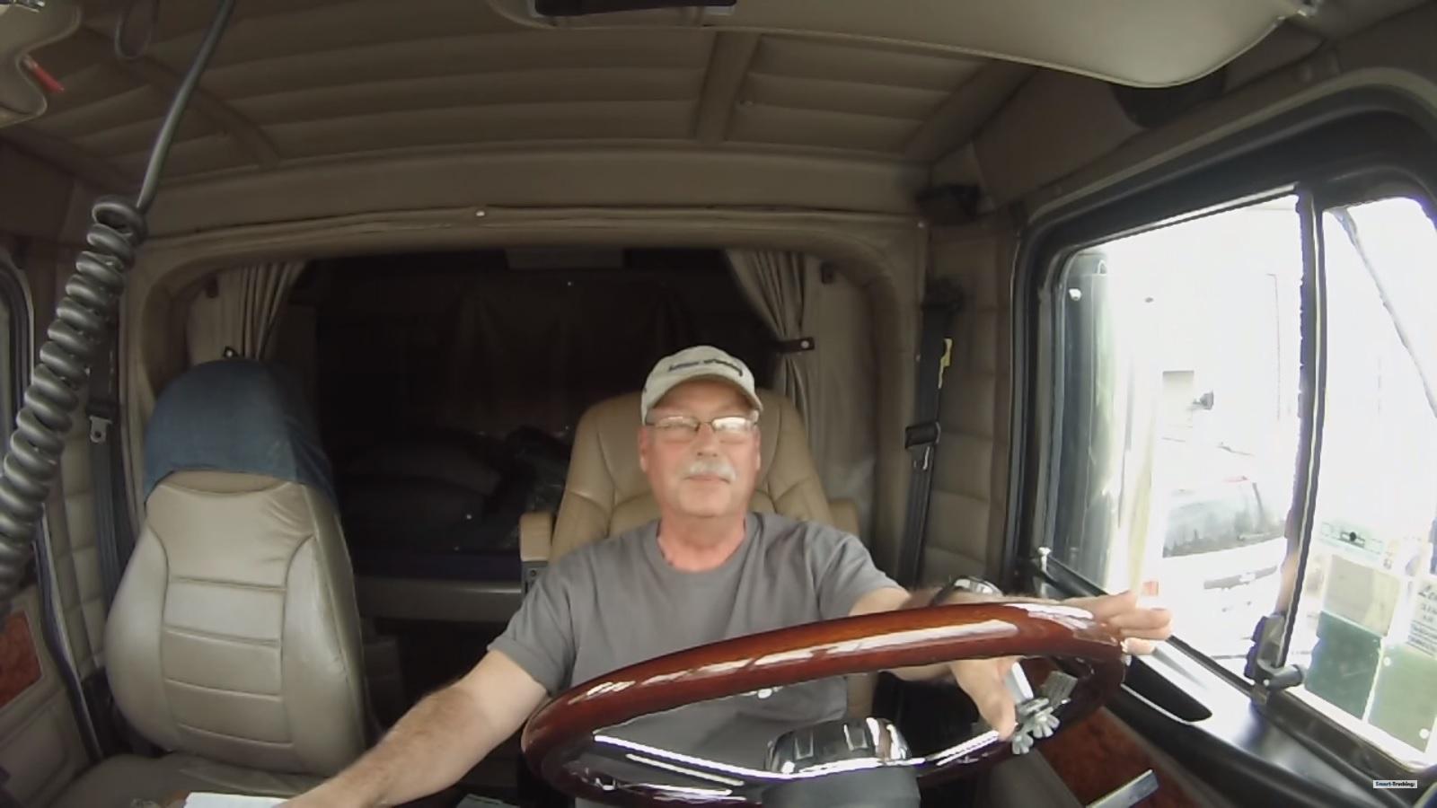 Trucker Dave