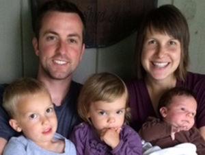 Jamison Pals family